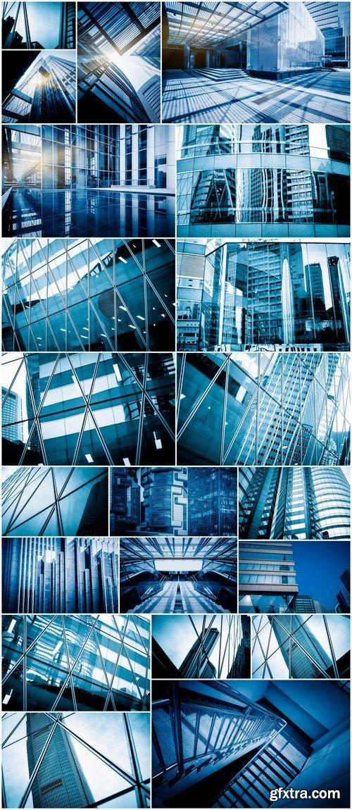 Modern office building 21X JPEG