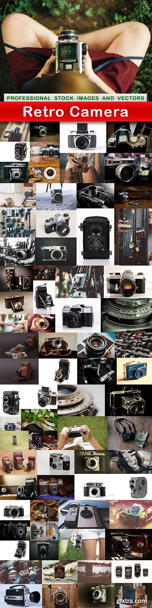 Retro Camera - 75 UHQ JPEG