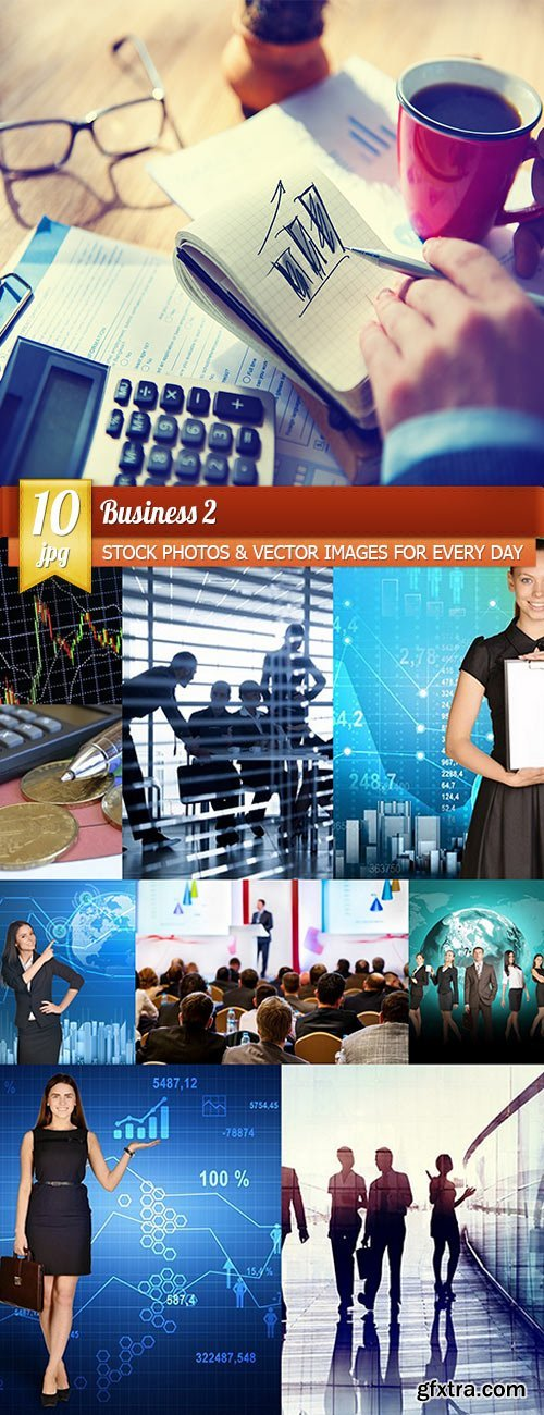 Business 2, 10 x UHQ JPEG
