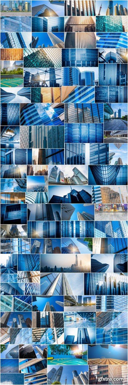 Facade of modern building 90X JPEG