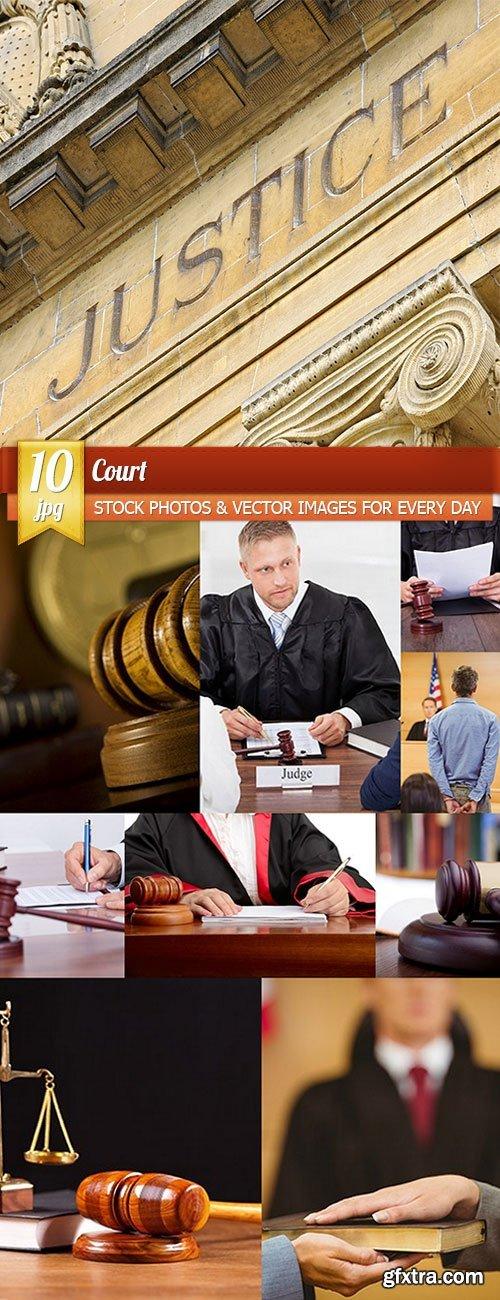 Court, 10 x UHQ JPEG