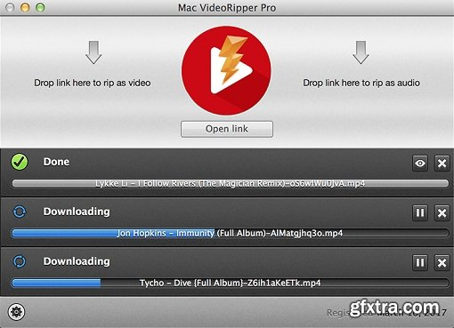 Mac VideoRipper Pro 1.0.2 (Mac OS X)