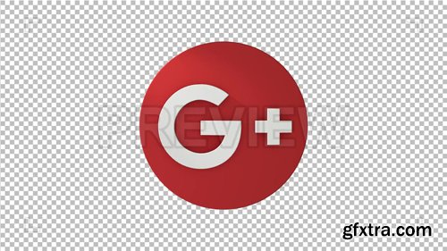 MA - Google Plus Spinning Logo
