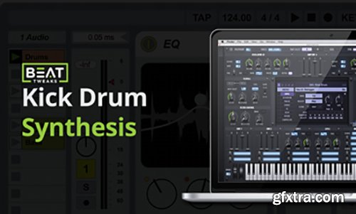 Beat Tweaks Kick Drum Synthesis with Sylenth1 TUTORiAL-SYNTHiC4TE