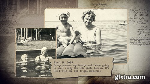 Videohive History In Photographs 2 14473491