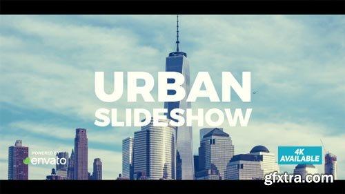 Videohive - Dynamic Urban Slideshow - 19883297