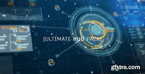 Videohive Ultimate HUD Pack 19781521