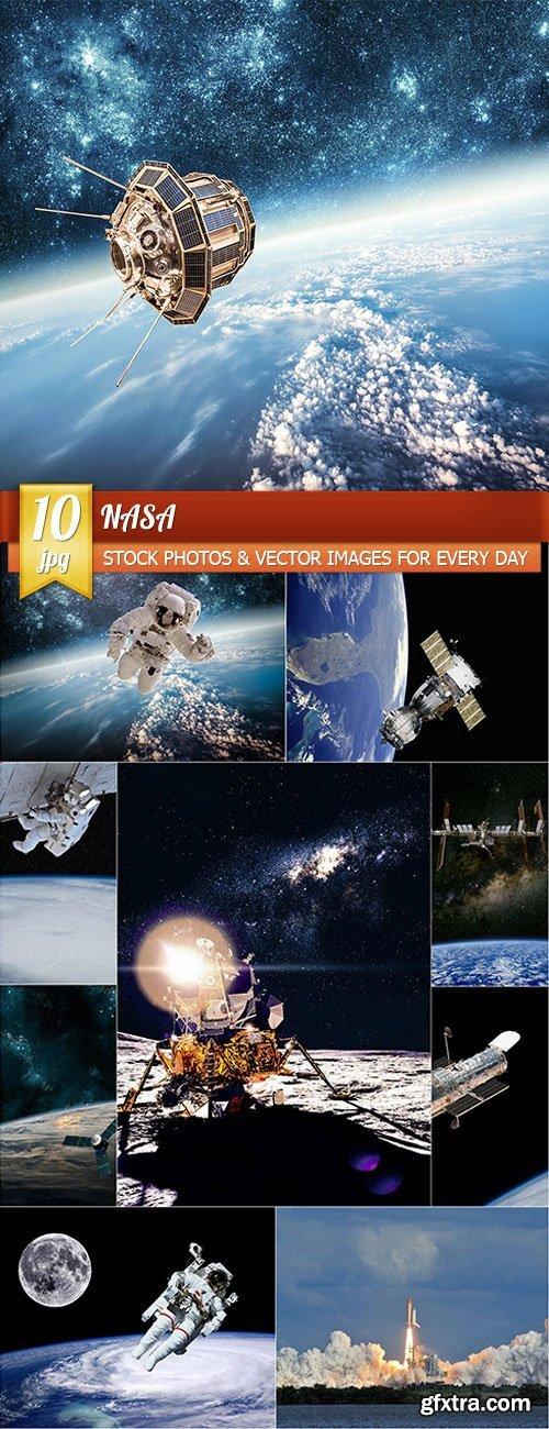 NASA, 10 x UHQ JPEG