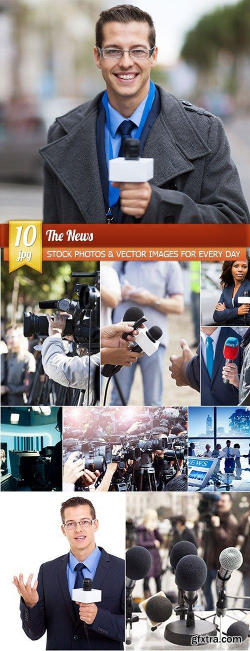 The News, 10 x UHQ JPEG