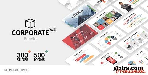 Videohive Corporate Bundle & Infographics 19893483