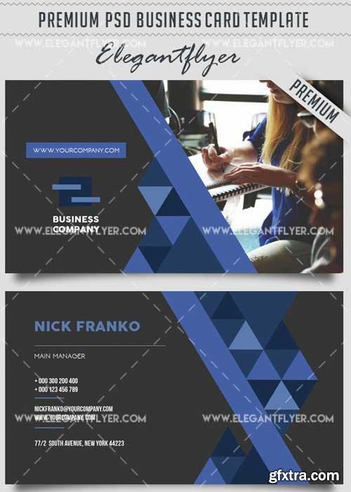 Business company v36 business card templates psd vector photoshop business company v36 business card templates psd reheart Choice Image