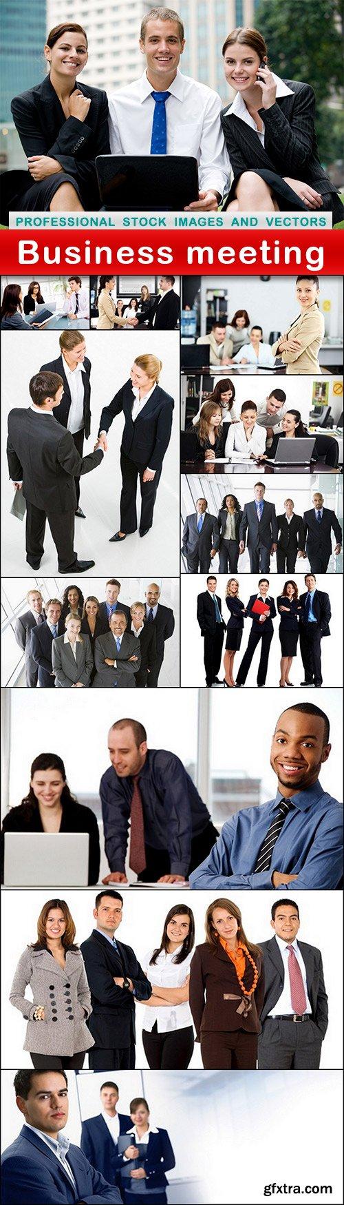 Business meeting - 12 UHQ JPEG