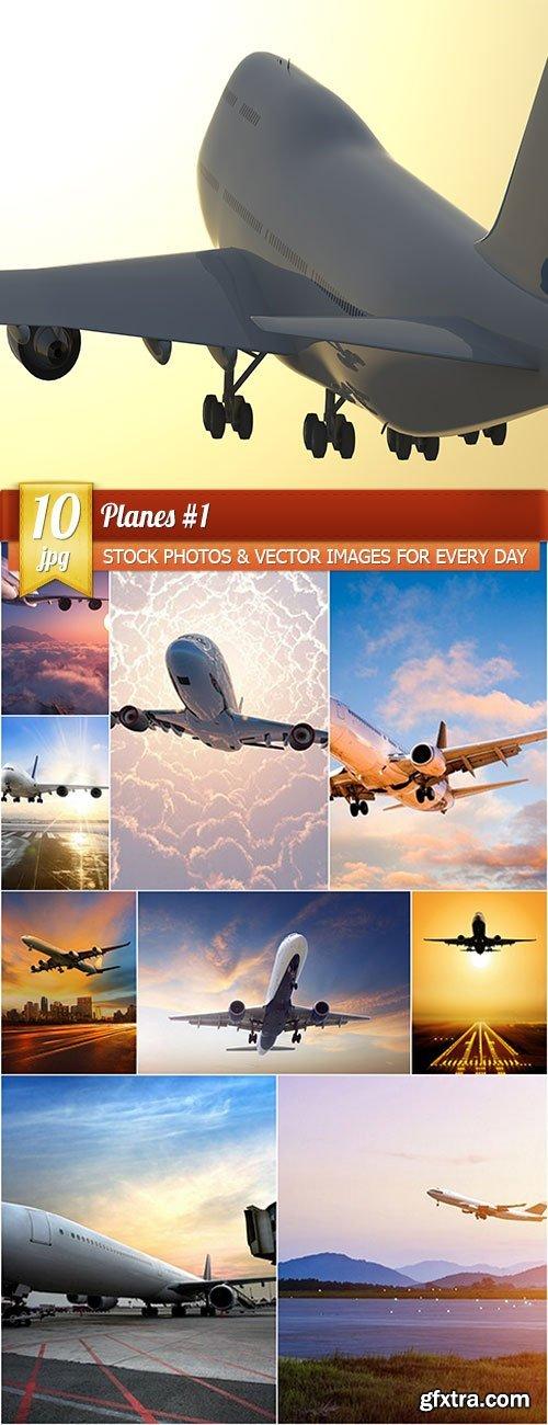 Planes 1, 10 x UHQ JPEG