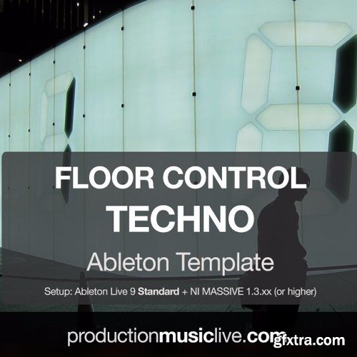 Production Music Live Floor Control Techno Ableton Template FXP NMSV ALS-SYNTHiC4TE