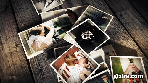 Videohive Lovely Memories Photo Slideshow 20004951