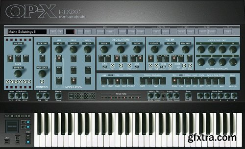 SonicProjects OP-X PRO-II v1.2.6 CE-V.R