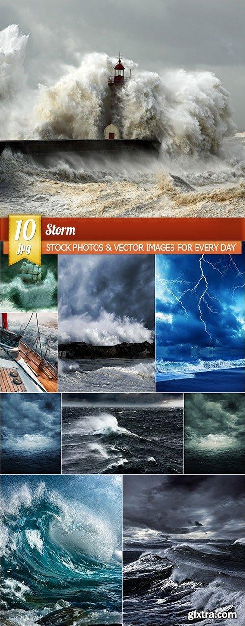 Storm, 10 x UHQ JPEG