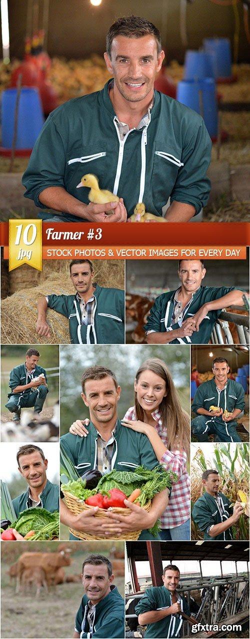 Farmer #3, 10 x UHQ JPEG