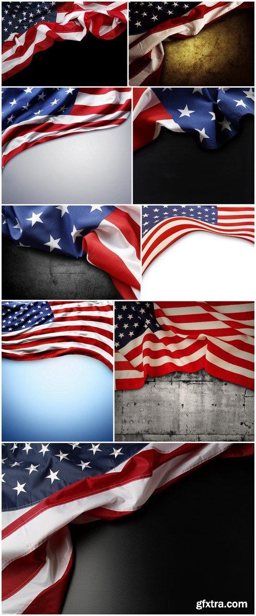 American flag 9X JPEG