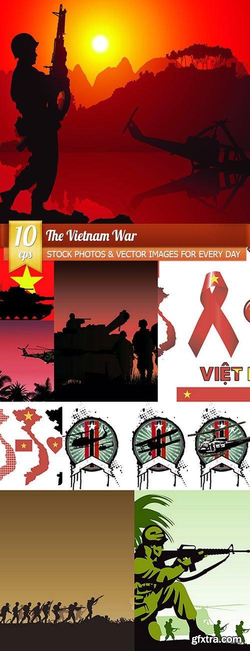 The Vietnam War, 10 x EPS
