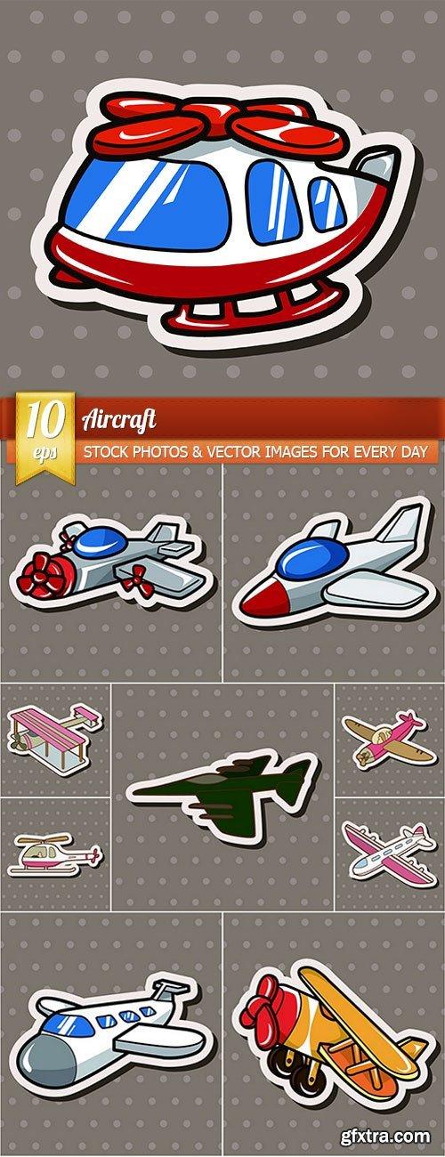 Aircraft, 10 x EPS