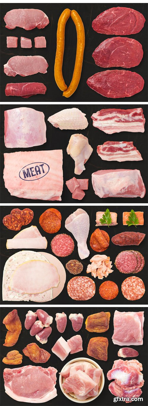 CM 1500125 - Isolated Food Items Vol.6