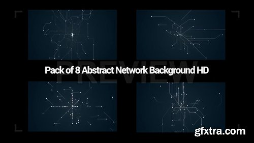 MA - Abstract Network Background Pack