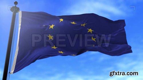 MA - Europe Union Flag