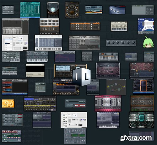 Image-Line Plugins Pack 10 June 2017 Incl Keygen-R2R