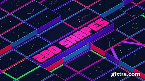 Videohive Big Pack of Elements 19888878 V2 (With 6 June 17)