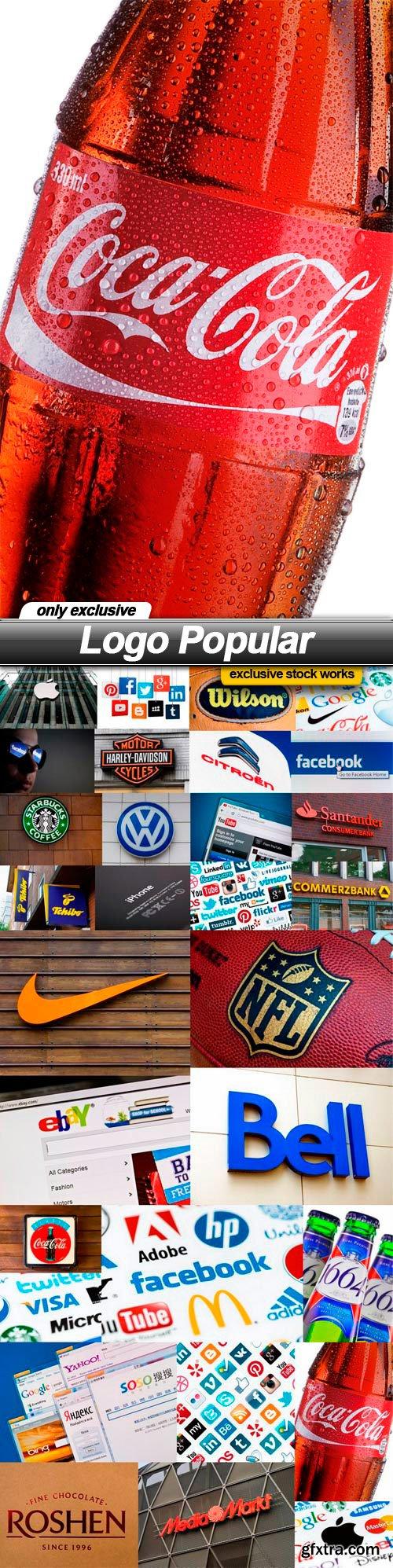 Logo Popular - 30 UHQ JPEG