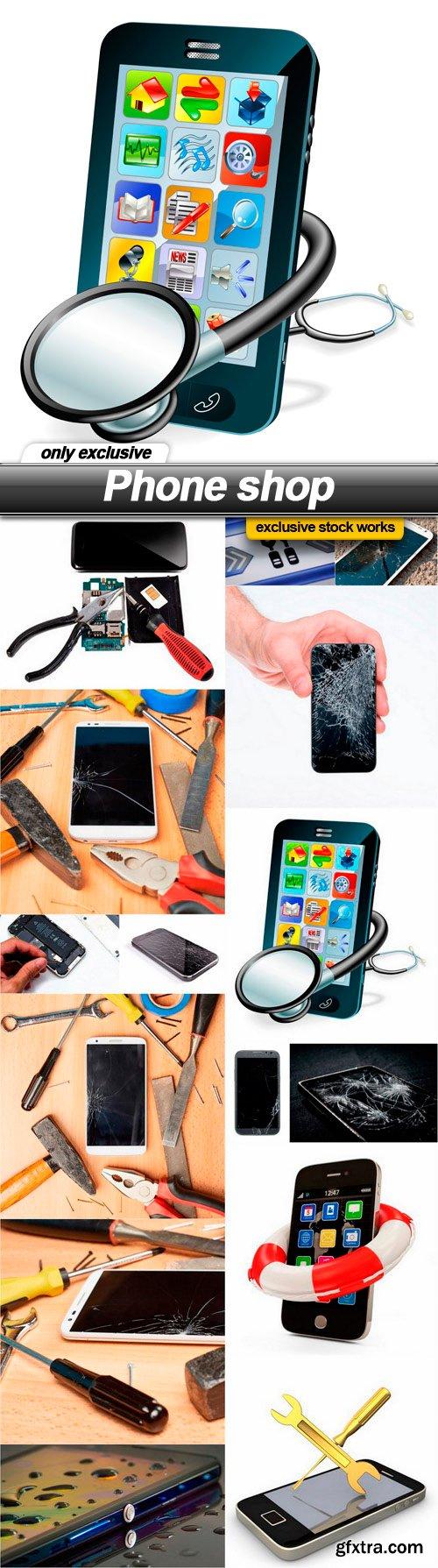 Phone shop - 15 UHQ JPEG