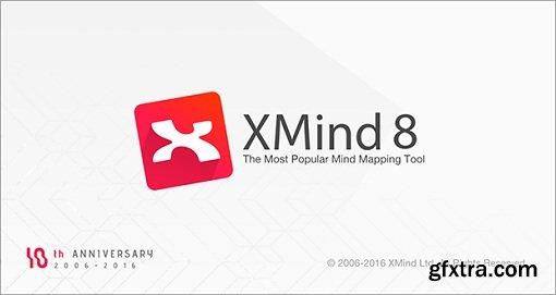 XMind 8 Pro 3.7.6 Build 201711210129 Multilingual (macOS)