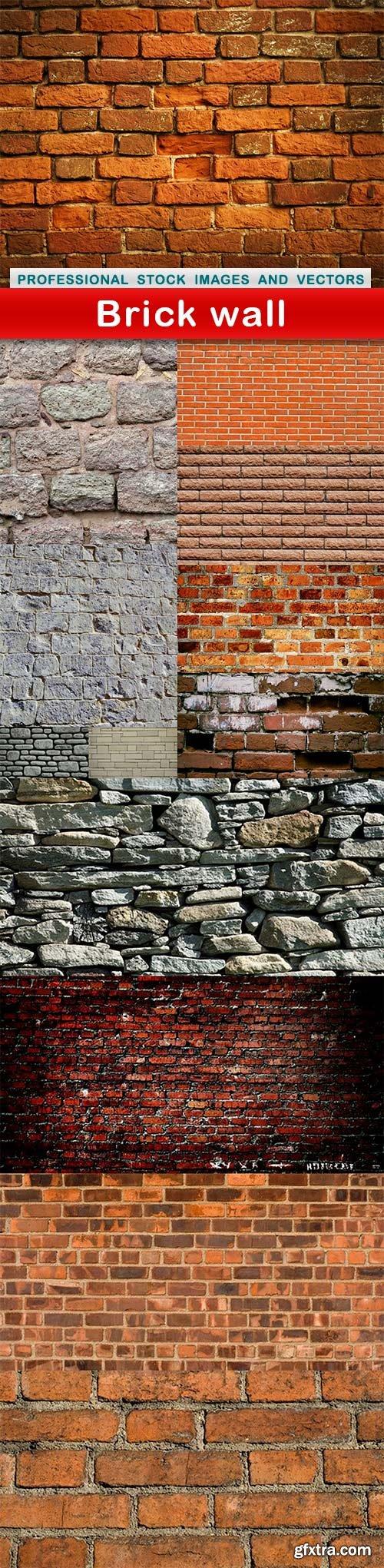 Brick wall - 13 UHQ JPEG