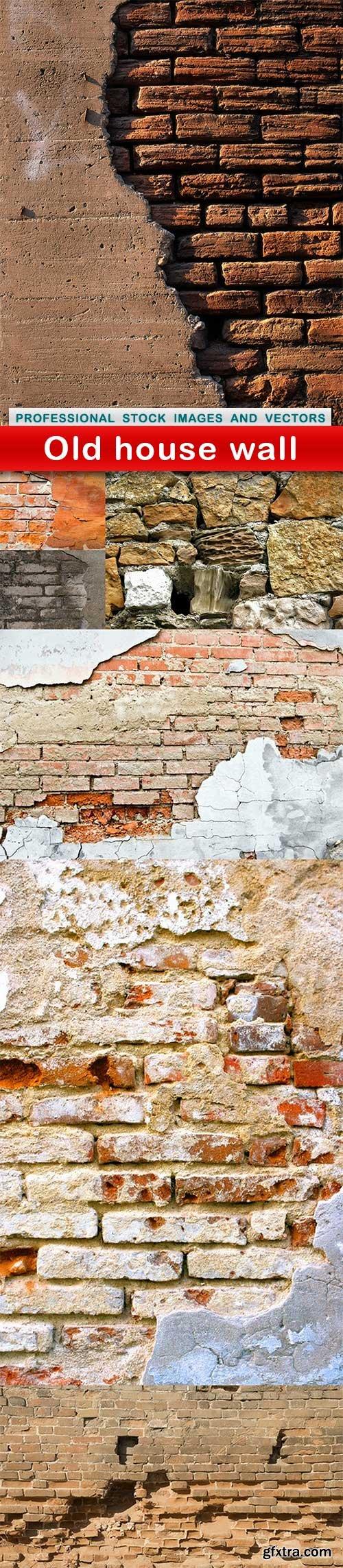 Old house wall - 7 UHQ JPEG