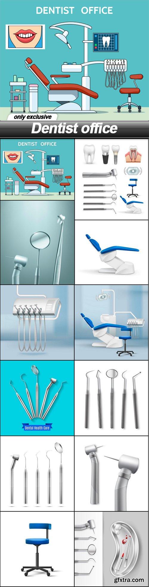 Dentist office - 12 EPS