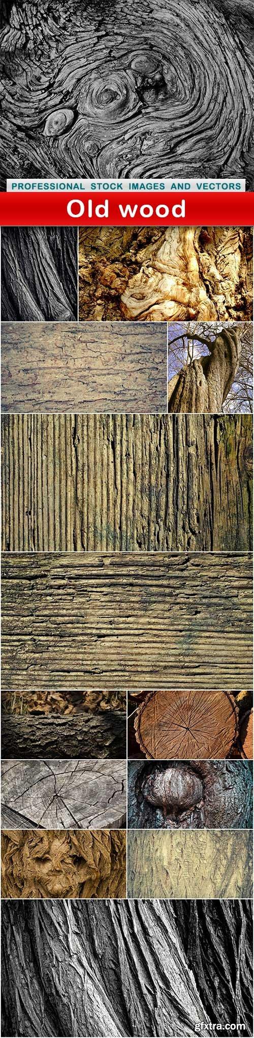 Old wood - 14 UHQ JPEG