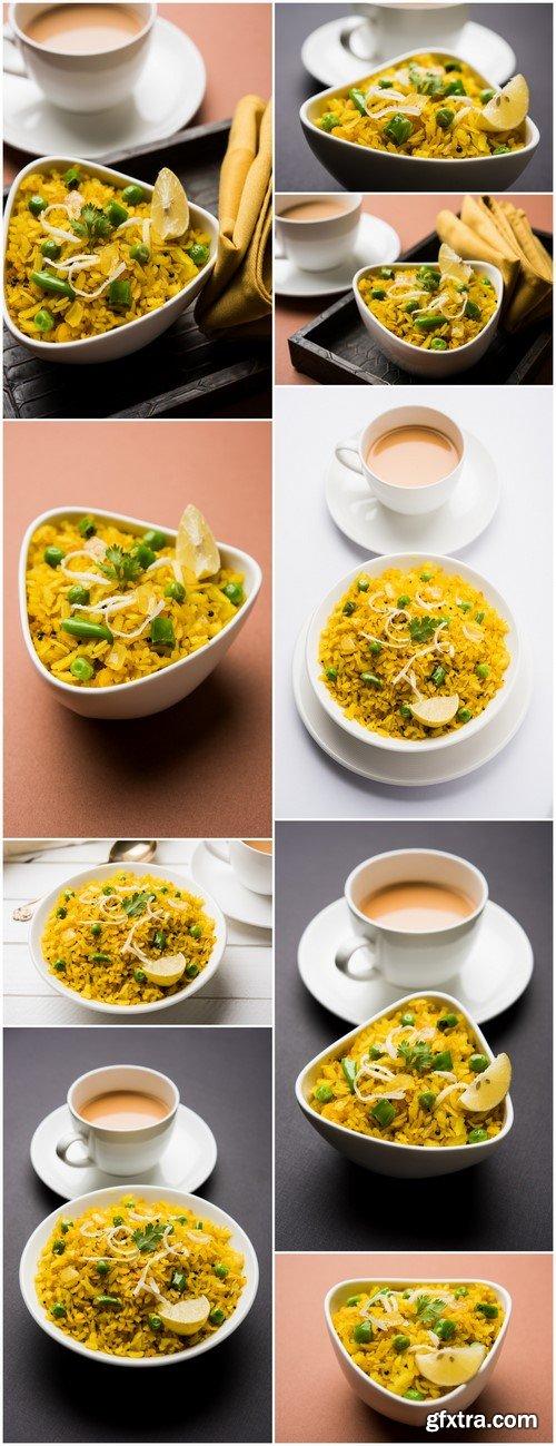 Dish from rice 9X JPEG