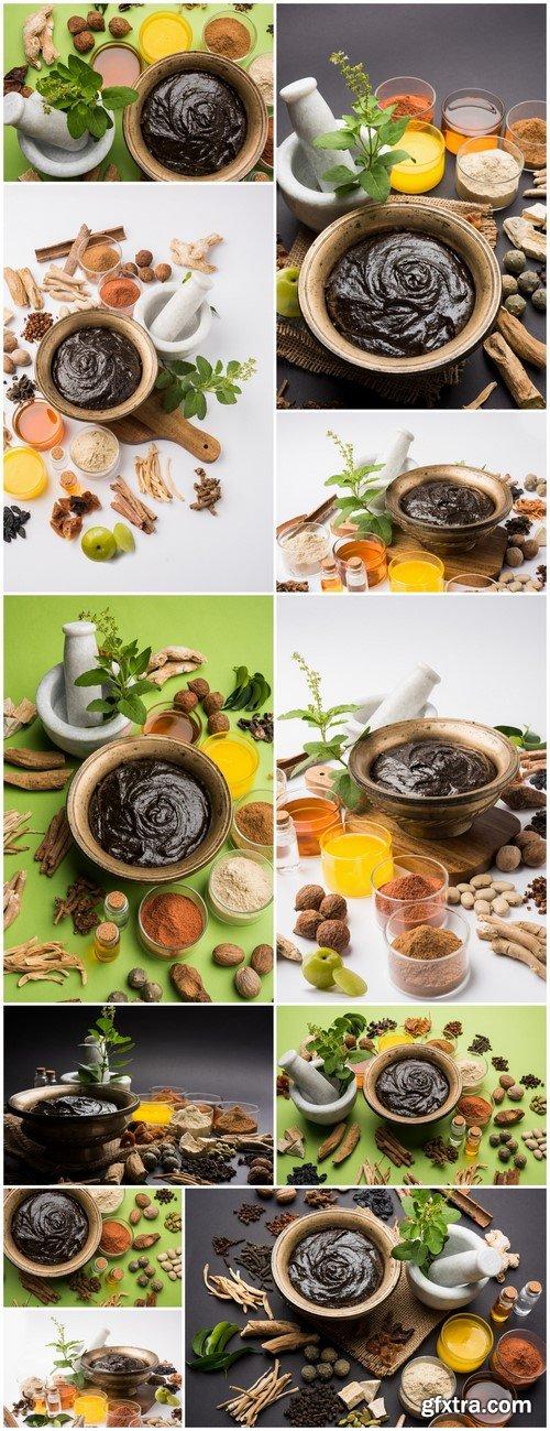 Herbs spices 13X JPEG