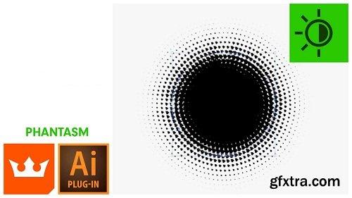 Astute Graphics Phantasm for Adobe Illustrator