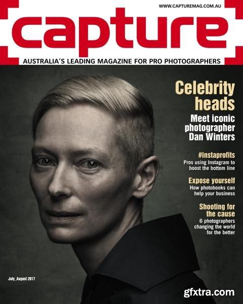 Capture Australia - July-August 2017