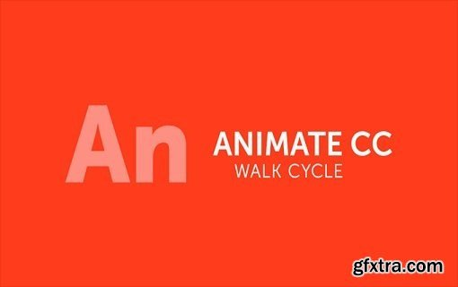 TrainSimple - Animate CC Creating a Walk Cycle