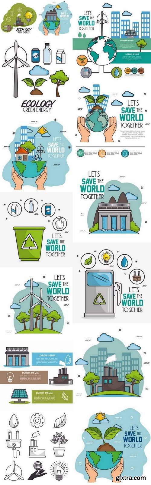 Green Eco Concept Design