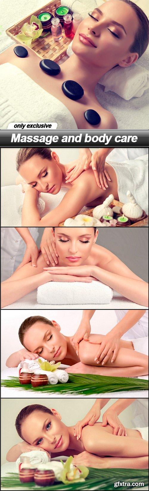 Massage and body care - 5 UHQ JPEG