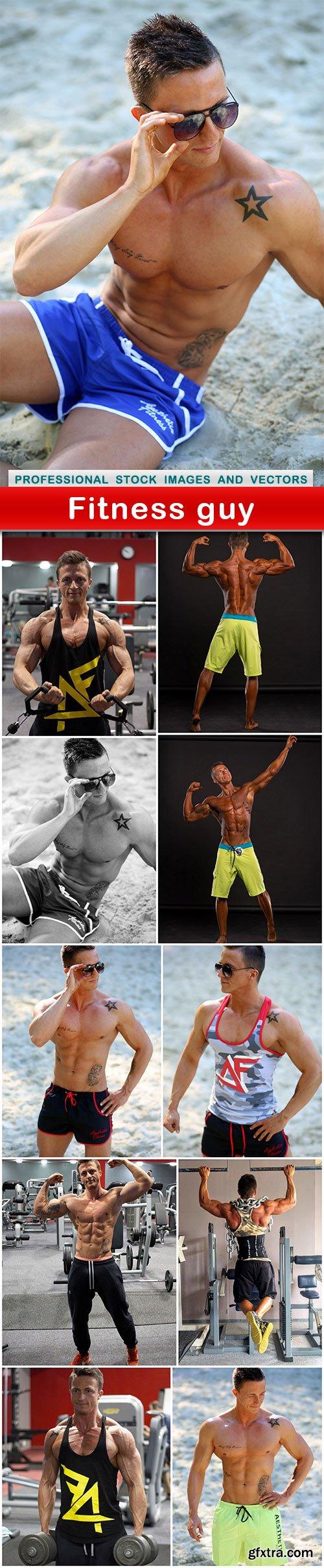 Fitness guy - 11 UHQ JPEG