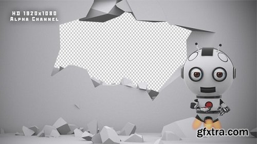 Robot SS2 - Wall Destruction Videohive