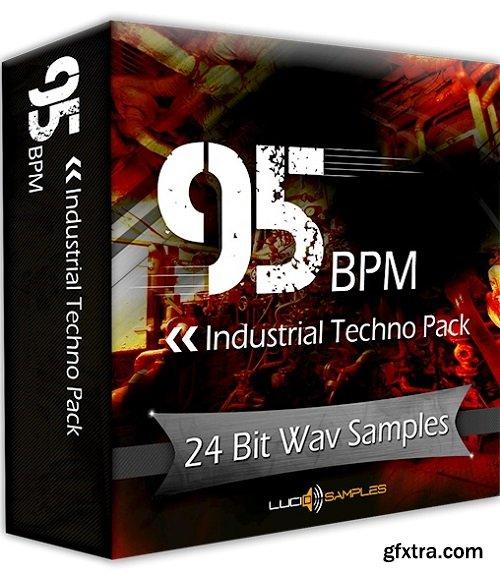 Lucid Samples 95 BPM Industrial Techno Pack WAV-FANTASTiC