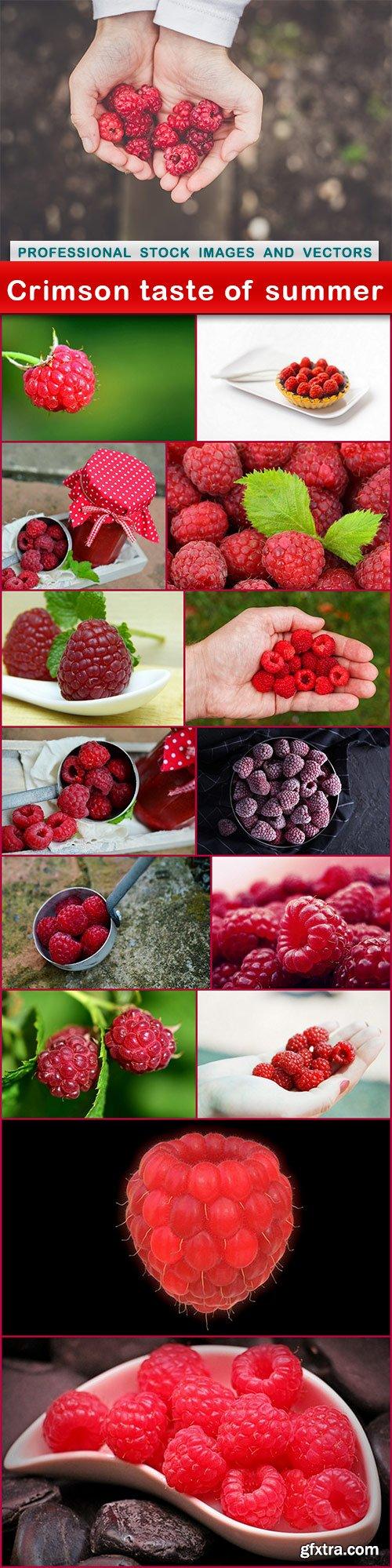 Crimson taste of summer - 15 UHQ JPEG