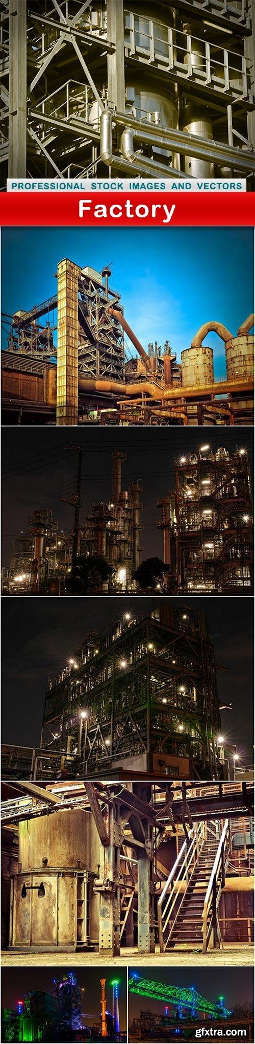 Factory - 7 UHQ JPEG
