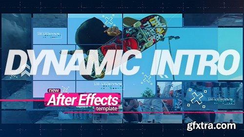 Videohive Dynamic Intro 20241161